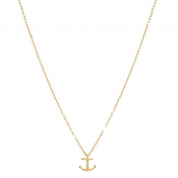 Anchor - Hope Necklace